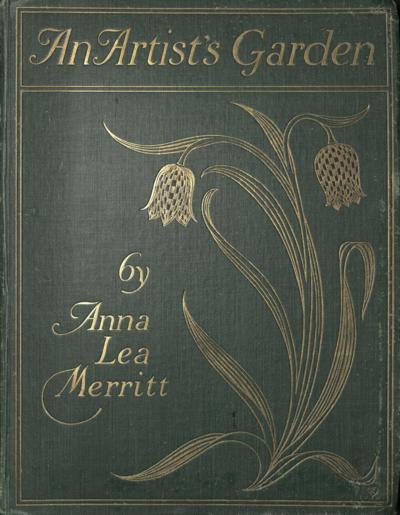 40-MERRIT-AN ARTISTS GARDEN-COVER-PHS